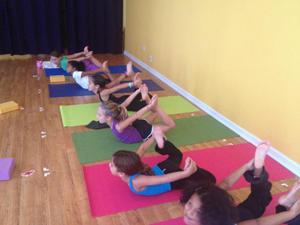 "Kids Yoga Conshohocken PA | Sol Yoga Studio ""Got Sol"""