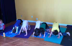 "Kids yoga Conshohocken, PA | Sol Yoga Studio ""got sol"""