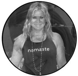 Sherri Luboff Ponticello @ Conshohocken's Sol Yoga Studio
