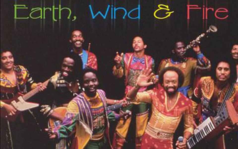 Earth, Wind & Fire Flow: All Levels – 9/22/17
