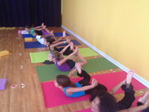 "Kids Yoga Conshohocken PA | Sol Yoga Studio ""Got Sol"""