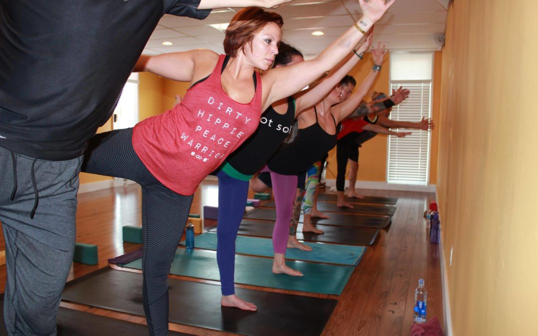 90 Minute Power Flow with Alexis – 12/16/17