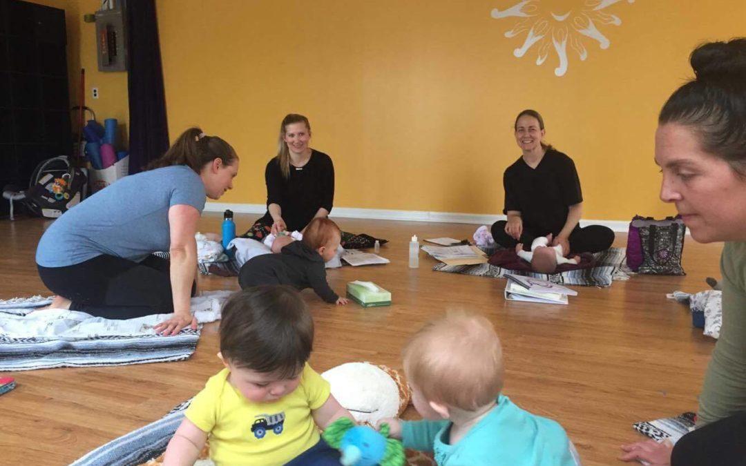 Infant Massage: 4 Week Series 10/4/17 – 10/25/17