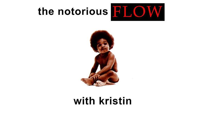 Power Flow to Notorious BIG With Kristin at Sol Yoga in Conshohocken – 11/3/17